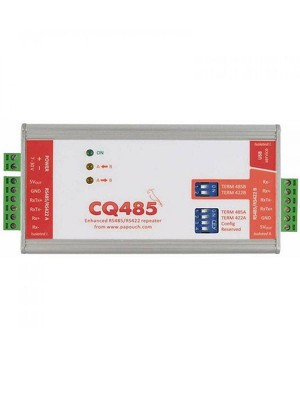 CQ485 - RS485/422 repeater and isolator