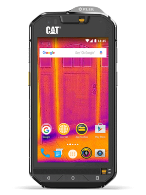 "CAT S60 Android Marshmallow OctaCore - οθόνη 4.7"" IPS"