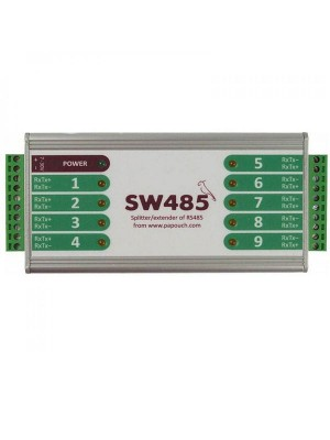 SW485 - Splitter / extender of RS485
