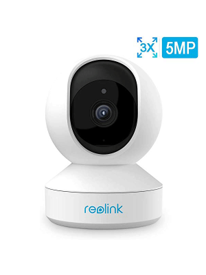 Reolink E1 Zoom - PTZ Wireless Smart Home Camera