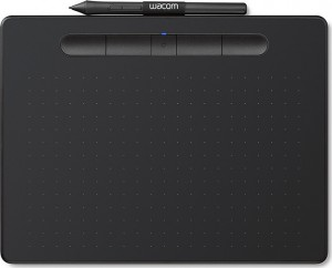 Wacom Intuos S Bluetooth Black – Ψηφιακή Γραφίδα και Ταμπλέτα (Small – 7 ιντσών) Bluetooth
