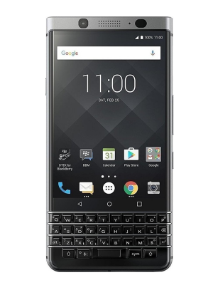 BlackBerry Keyone (32GB) Silver Black EU