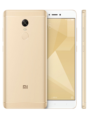XIAOMI REDMI NOTE 4 (4GB RAM, 64GB STORAGE) GOLD