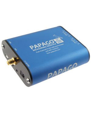 Papago 2PT WIFI: 2x thermometer Pt100/1000 with WiFi