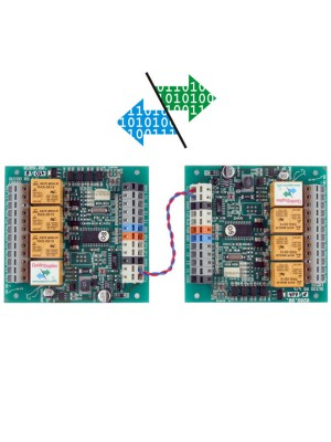 QuidoDuplex RS - Extender of digital I/Os, RS485