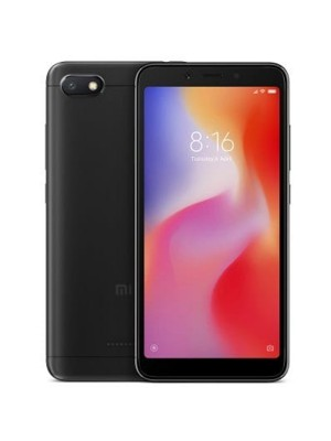 XIAOMI REDMI 6A (2GB RAM, 16GB STORAGE) BLACK