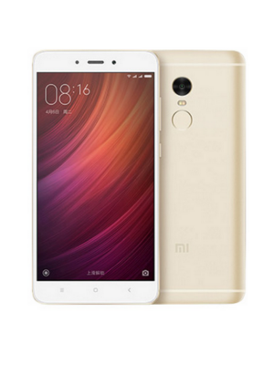 XIAOMI REDMI NOTE 4 (3GB RAM, 32GB STORAGE) GOLD