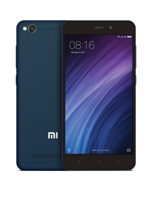 XIAOMI REDMI 4A (2GB RAM, 32GB STORAGE) DARK GRAY