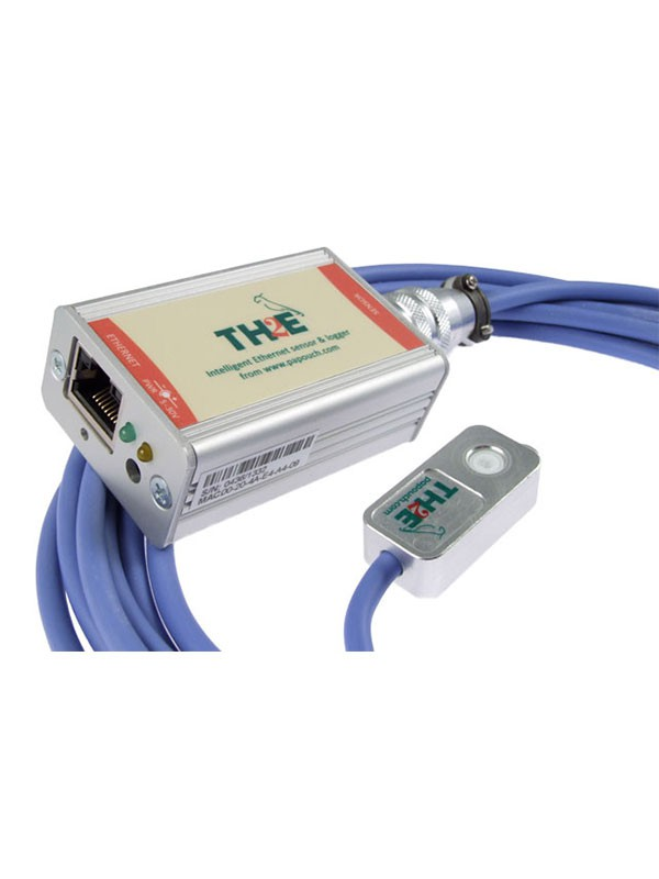 TH2E_LOG - IP thermometer, hygrometer & logger