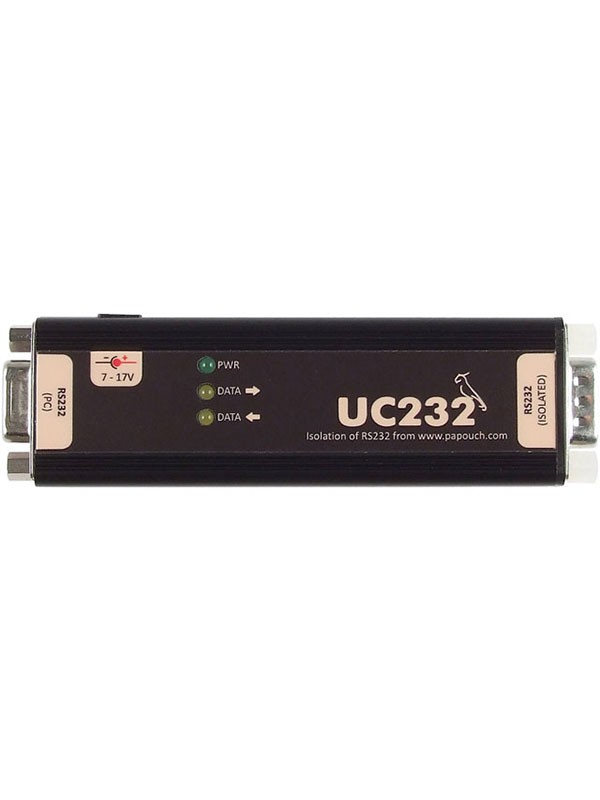 UC232 - RS232 Isolator